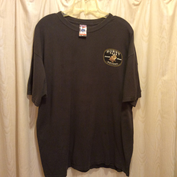 NONE Other - Horney Toad Whiskey T Shirt  XL